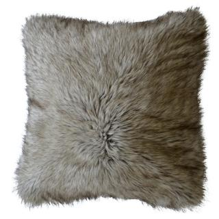 Ralph Lauren Home Faux Fur Cushion Cover