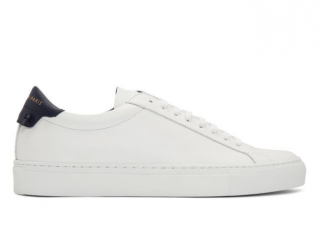 Givenchy Black & White Urban Knot Sneakers