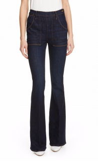 Frame Le Flare de Francoise High Waist Flare Jeans