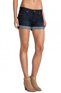 Paige Blue Denim Jimmy Jimmy Shorts