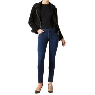 7 For All Mankind The Pyper skinny cigarette leg jeans