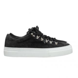 Diemme Marostica Low Suede Platform Sneakers