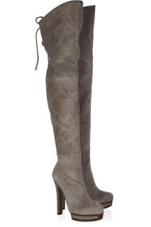 Gucci Alyona High-heel Over-the-knee Boot