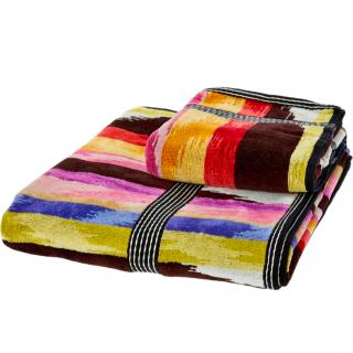 Missoni guest and bath towel set