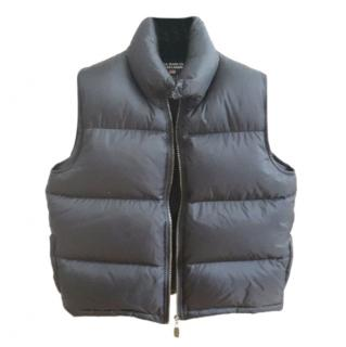 Polo Jeans Navy Down Gilet