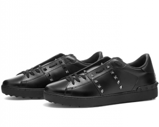 Valentino Garavani Untitled Open Rockstud Sneakers