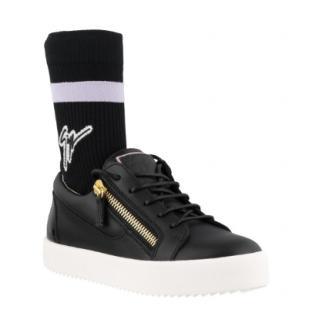 Giuseppe Zanotti sock trainer sneakers