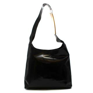 Gucci by Tom Ford FW 96 Runway Pollished Leather Bag