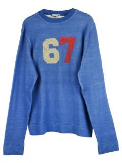 Bon point Boy's 67 Logo Pullover.