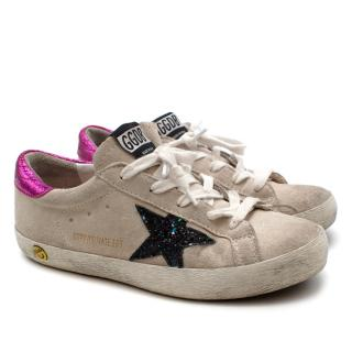 Golden Goose Numbered Private Edition Super-Star Sneakers