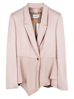 Chalayan sculptured blush pink jacket