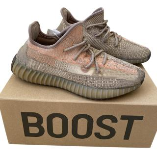 Yeezy Boost 350 V2 trainers in Sand