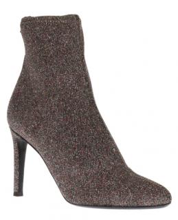 Giuseppe Zanotti Celeste glitter sock boots