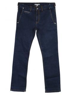 Bonpoint Kids Dark Denim Straight Jeans