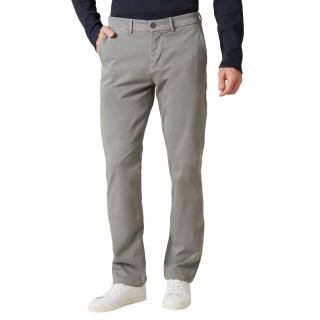 7 For All Mankind Grey Straight Leg Jeans