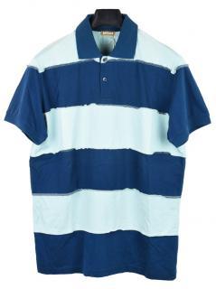 Galliano striped men's t shirt