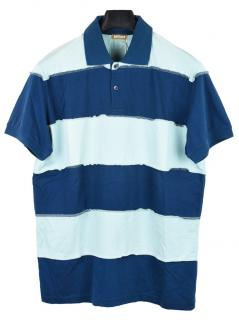 Galliano striped men's t shirt