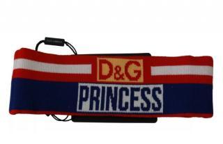 Dolce & Gabbana activewear princess headband