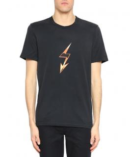 Givenchy Black Cotton Mad Love Tour T-Shirt