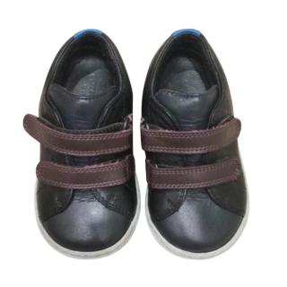 Dolce & Gabbana leather baby boy's trainers