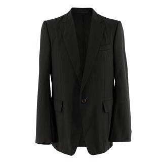 Carol Christian Poell Green Single Breasted Jacket
