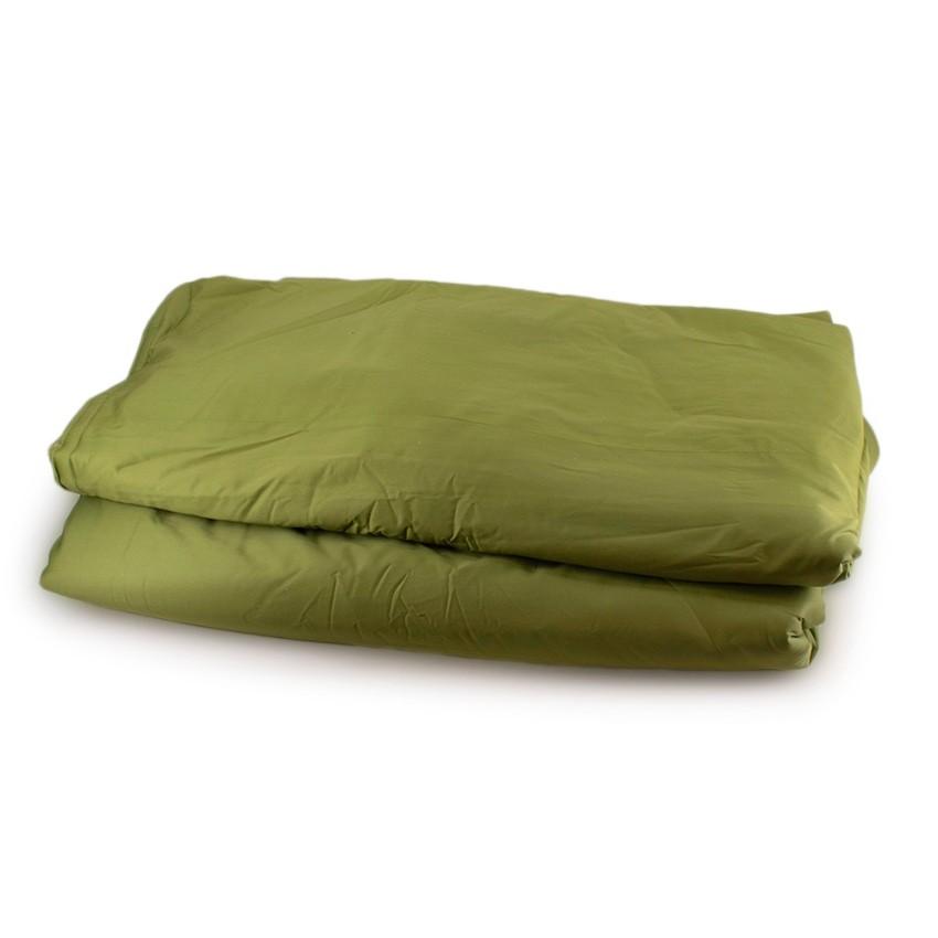 Bespoke Pesto Green Harlequin Fabric 195x340 Pair of Blackout Curtains