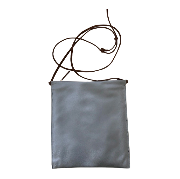 The Row Gray-Blue Medium Medicine Pouch