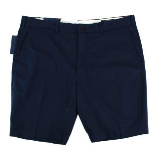 Polo Golf Ralph Lauren Navy Tailored Fit Shorts