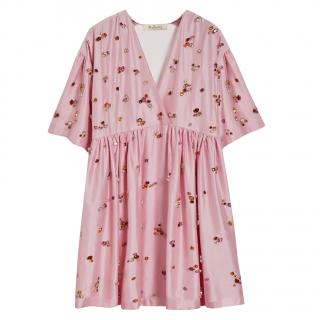 Mulberry Sandra Hand Jewelled Embroidered Dress