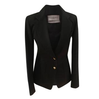 Yves Saint Laurent Black Tailored Jacket