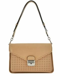 Longchamp Natural Leather Mademoiselle Bag