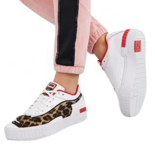 Charlotte Olympia x Puma Limited Edition Cali Sneakers