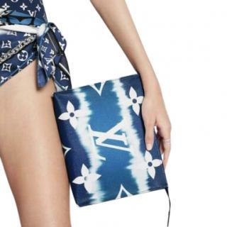 Louis Vuitton Blue Escale Toiletry Pouch 26