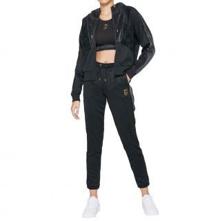 Charlotte Olympia x Puma black spider web joggers