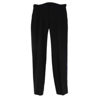Masaki Matsushima Black Wool BlendTrousers