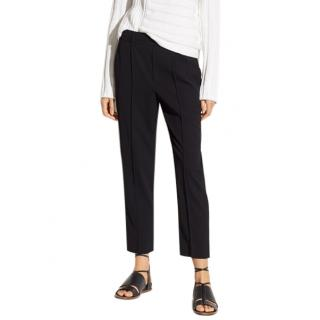 Vince Black Slip-On Tailored Pants