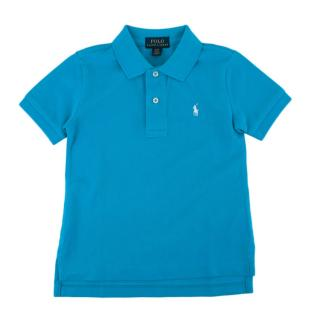 Polo Ralph Lauren Blue Polo Shirt
