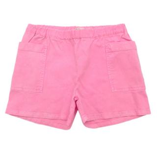 Bonpoint Neon Pink Shorts