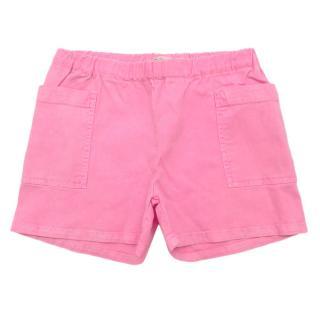 Bonpoint Neon Pink Shorts