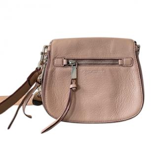 Marc Jacobs Nude Leather Crossbody Bag