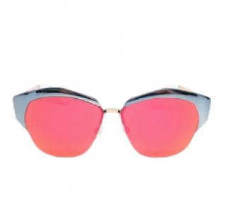 Dior 129UZ Mirrored Sunglasses