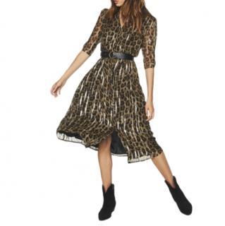 Ba&Sh leopard print Jozy dress