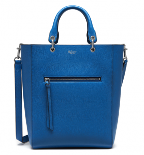 Mulberry Porcelain Blue Maple Large Tote