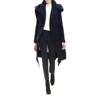 Celine by Phoebe Philo Wool Runway Coat