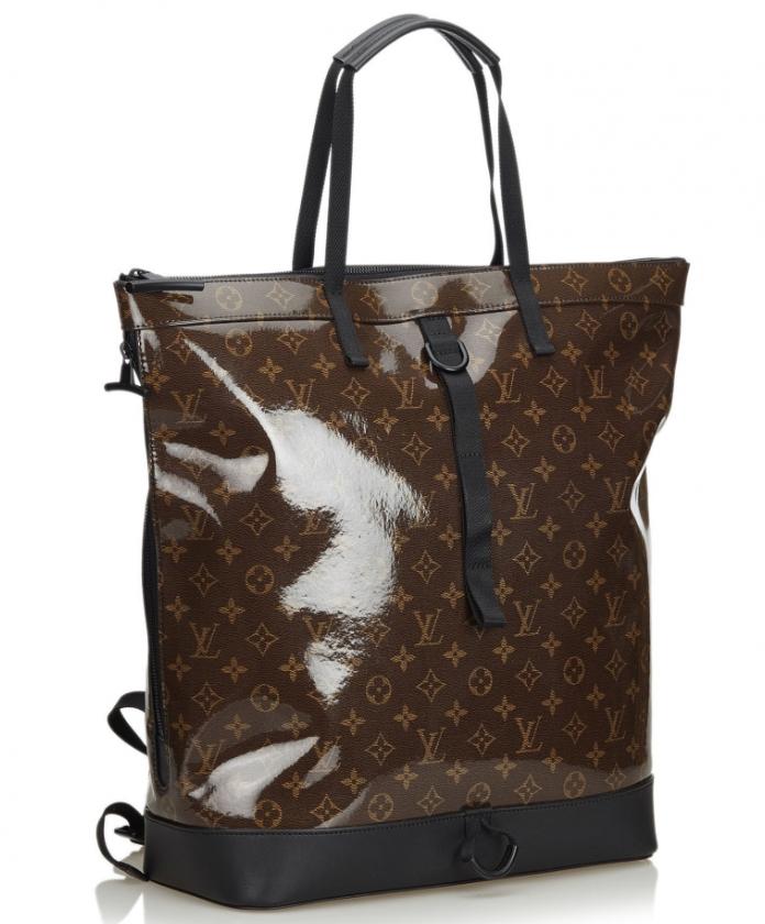 Louis Vuitton Monogram Glaze Backpack
