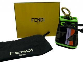 Fendi Micro Mon Tresor Bag Charm - Letter Z