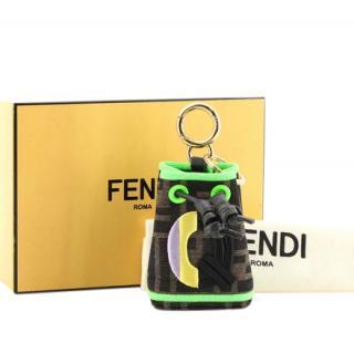 Fendi Micro Mon Tresor Bag Charm - Letter Q