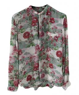 Giambattista Valli X H&M Floral Print Shirt