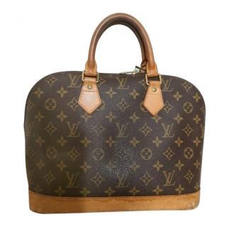 Louis Vuitton Monogram Alma Tote Bag