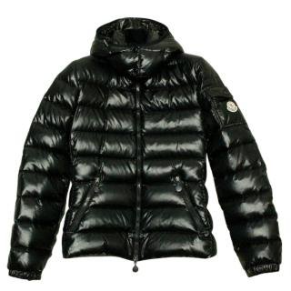 Moncler Glossy Black Down Bady Jacket